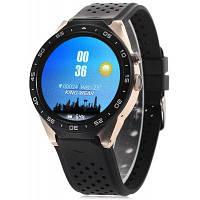 KingWear KW88 3G смарт часы телефон Розовый золотой
