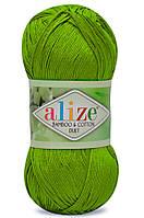 Летняя пряжа Alize Bamboo & Cotton Duet