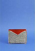Картхолдер BlankNote BN-KK-5-felt-k рыжий
