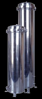 """Механический фильтр картриджного типа KMF 20"""" Slim"""