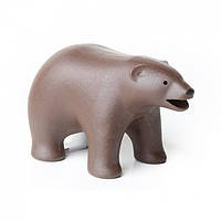 Держатель для скотча и скрепок Brown Bear Qualy (коричневый), фото 1