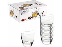 Набор стаканов Pasabahce Lyric 42030 370 мл,6 шт