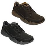 Туфли мужские деми Кроксы Свифтвотер Хайкер оригинал / Crocs Mens Swiftwater Hiker Shoe (203392), Черные, фото 9