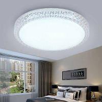 24w СИД Самомоднейшее потолочное освещение 220В круглой формы Белый