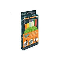 Набор аксессуаров для 3D-ручки 3Doodler Start Дикие животные 48 стержней и 2 шаблона