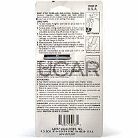 Abro EP-300 Epoxy Clear 5-минутный эпоксидный клей для металла, 25 мл