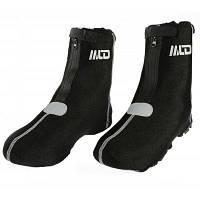 MLD LF-026 Спортивные бахилы Чёрный