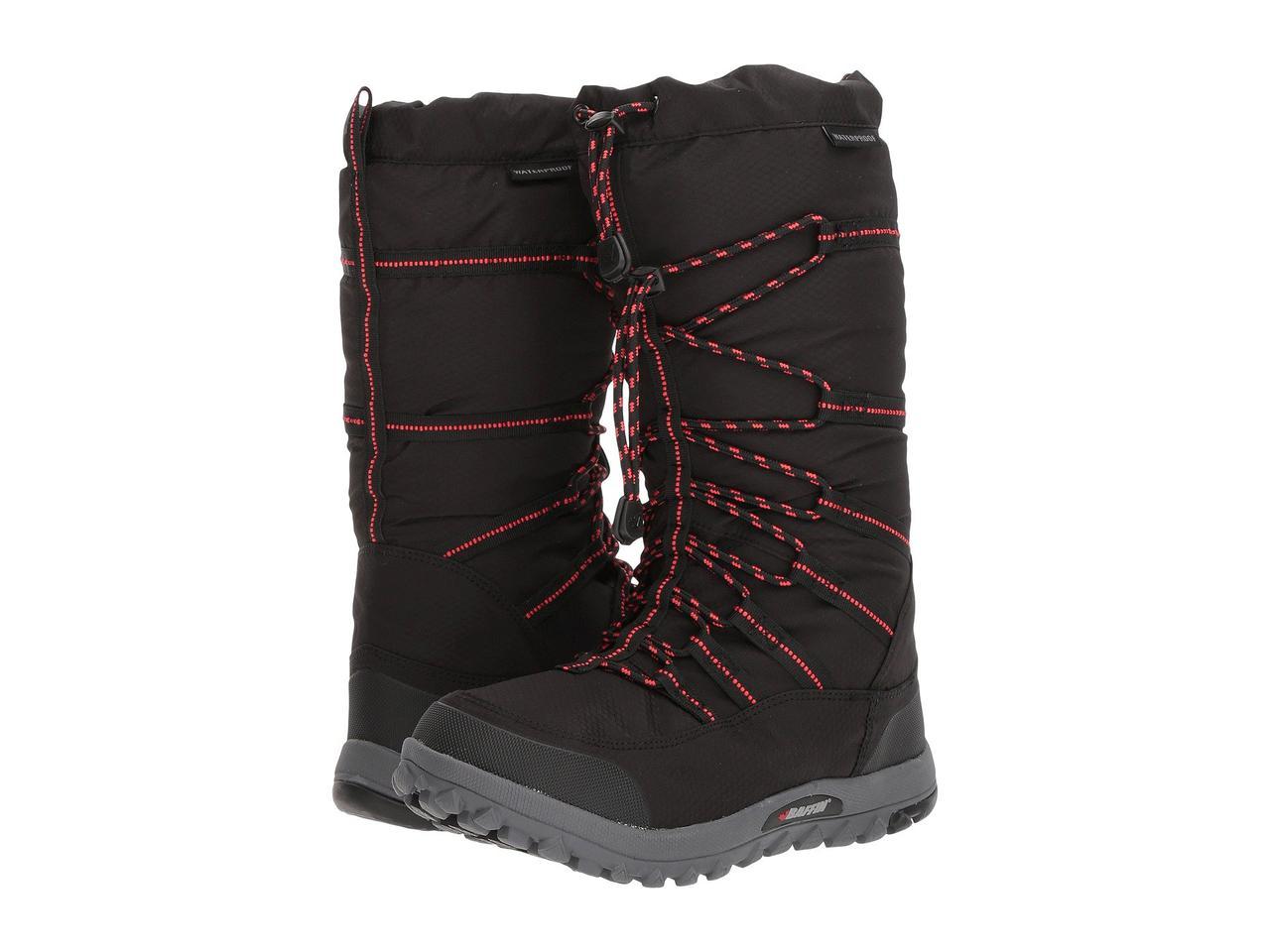 Ботинки/Сапоги (Оригинал) Baffin Escalate Black/Red