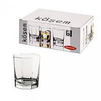 Набор стаканов Pasabahce Kosem 42083 300 мл 6 шт