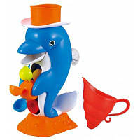 KUNSHENG Детская игрушка для ванной дельфин узор