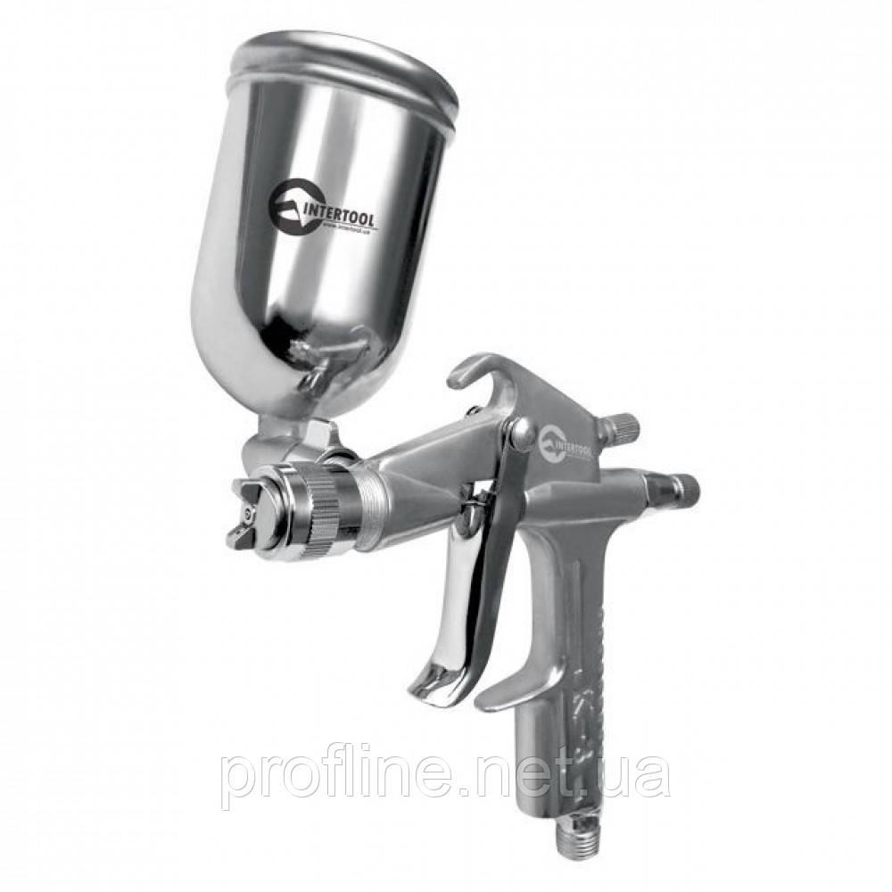 Краскопульт НР 0,5 мм INTERTOOL PT-0301