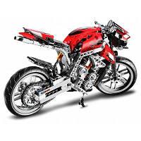 BEILEXING Стиль мотоцикла ABS мультфильм Дом кирпичный-431pcs Цветной