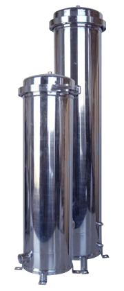 Механический фильтр картриджного типа BB10 GAC