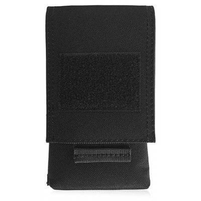 Сумка на пояс для мобильного телефона 5.5 дюймов - Чёрный, фото 2