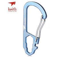 Keith Ti1121 карабин Синий