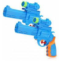 Водяной пистолет давления воздуха системы Пластиковые игрушки 2шт / комплект Цветной