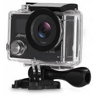 Meknic A12 4K 30fps WiFi спортивная камера Ambarella A12 Чёрный