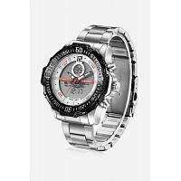 6105 повседневные наручные часы для мужчин Белый