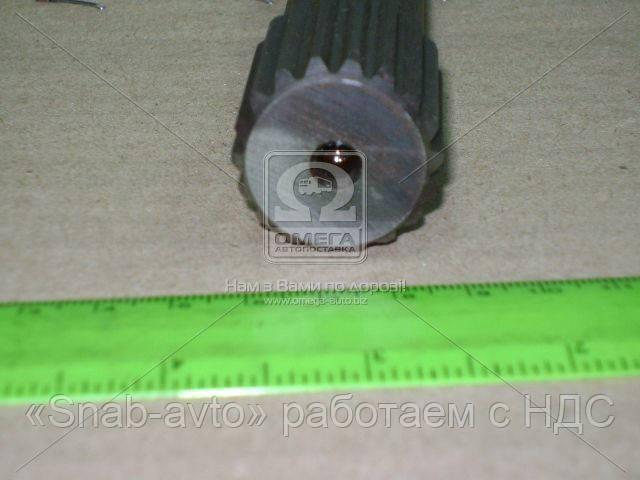 Валик привода агрегатов БЕЛАЗ соединит. (производство ЯМЗ) (арт. 240-1029336), ACHZX