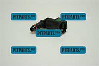 Штуцер топливной трубки Ваз инжектор (угловой) ВАЗ-2110 (2007)