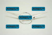 Эмблема решетки УАЗ УАЗ 3151 (452-8212022-А)