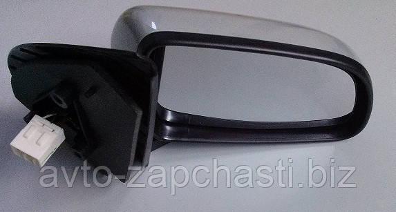 Зеркало CHEVROLET AVEO 3 (Т250) правое электро регулятор (пр-во Тайвань)