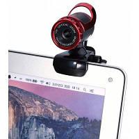 A859 USB 1.3 мегапиксельная веб-камера Сексуальный Красный