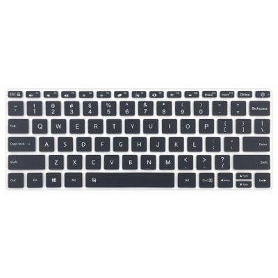 Защитная оболочка клавиатуры для 13.3 дюймового ноутбука Xiaomi - Чёрный, фото 2