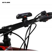 Губ М-38 USB аккумуляторная велосипед сигнальная лампа Чёрный