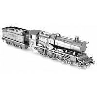 ZOYO головоломки миниатюрная модель поезда Серебристый