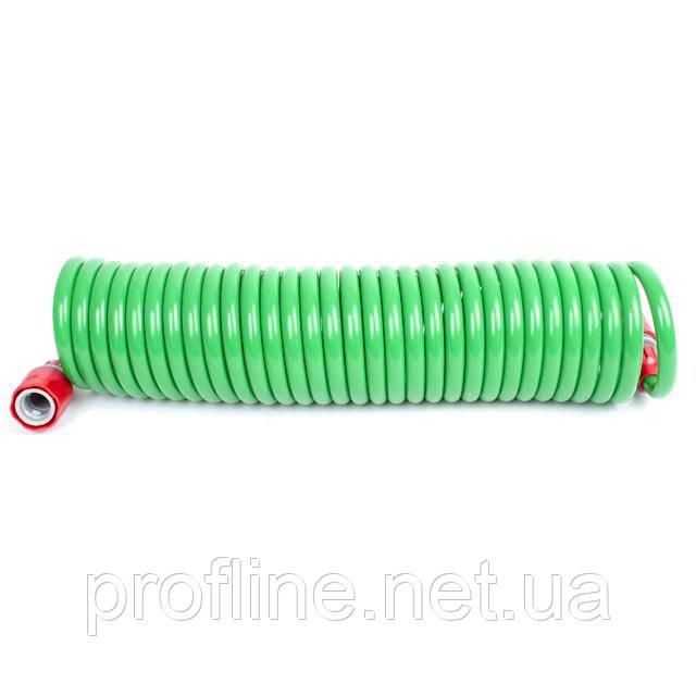 Шланг для полива спиральный INTERTOOL GE-4001