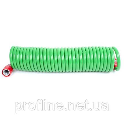 Шланг для полива спиральный INTERTOOL GE-4001, фото 2