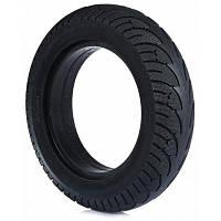 Износостойкая 10-дюймовая твердая резиновая шина для скутера и скейтборда Чёрный