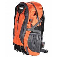 Нейлоновый водонепроницаемый рюкзак для альпинизма Оранжево-розовый