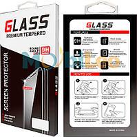 Защитное стекло  Apple iPhone 5 / 5c / 5s / SE 9H 2,5D 0,3мм Oleophobic