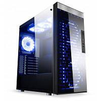 Segotep RGB полный Башня компьютера чехол универсальный интерфейс USB 3.0 Чёрный