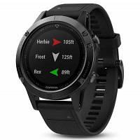 Garmin Fenix 5 Bluetooth умные часы Чёрный