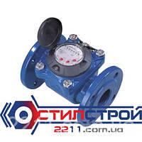 Счетчик воды (водомер) турбинный, тип MWN, Ду-125,Py16, для холодной воды фланцевый, PoWoGaz-Польша
