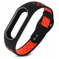 Вентиляционный браслет для Xiaomi Mi Band 2 Красный