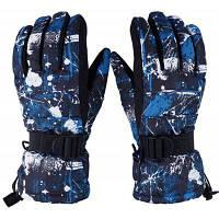 Пара унисекс ветрозащитных теплых перчаток с половинными пальцами перчатки для фитнеса XL