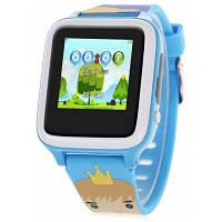 X02S умные часы телефон для детей Синий