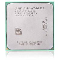AMD Athlon 64 X2 5600 Двухъядерный 2.0ГГц CPU Серебристый