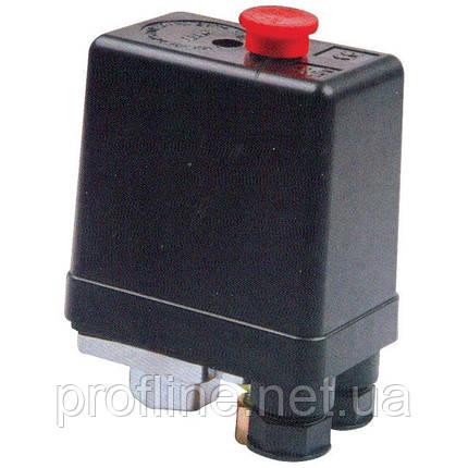 Прессостат (блок автоматики компрессора) INTERTOOL PT-9093, фото 2