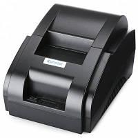 58IIH Тепловая чековый принтер для POS машины Чёрный