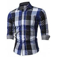 WSGYJ рубашка с пледом для мужчин M
