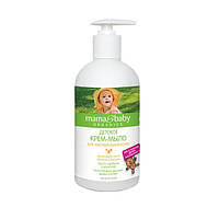 Детское крем-мыло для чувствительной кожи Mama&Baby, 500мл