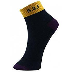 STARFROM 3 пары унисекс спортивные носки из хлопка - Тёмно-синий цвет сапфира