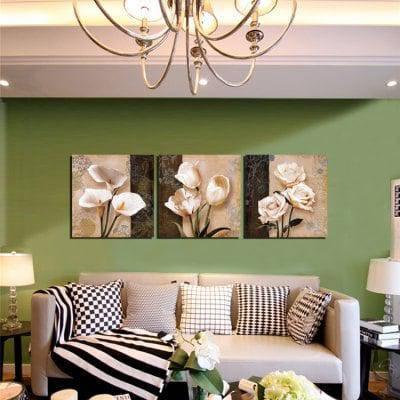 Декоративный настенный стикер наклейка украшение для дома - Многоцветный, фото 2