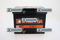 Аккумулятор 60 АзЕ 6СТ STARTA Евро  (560 15 02)