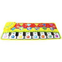 Животное Тему Фортепианная Музыка Ковер Детские Образовательные Игрушки Цветной